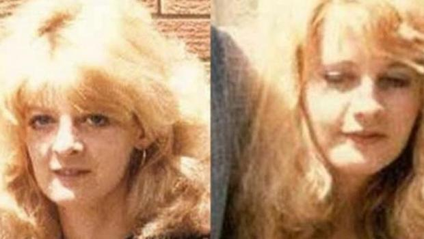 Anna and Kym Hakze in photos taken before their disappearance in Canada 30 years ago Photo: Lethbridge Police