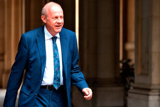 Work and Pensions Secretary Damian Green arrives at Downing Street in London. PRESS ASSOCIATION Photo. Picture date: Sunday June 11, 2017. See PA story POLITICS Reshuffle. Photo credit should read: David Mirzoeff/PA Wire