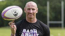 Inspiration: Former Welsh rugby star Gareth Thomas. Photo: Getty Images
