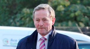 'Enda expelled the Troika and it was forgotten within days. So maybe we will forget the cuts, if the cuts are reversed. Our guess is that Enda will hold on for a while in the hope that a possible economic upturn will lead to a corresponding boost in the polls' Photo: Sam Boal/Rollingnews.ie
