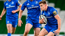 QUALITY: Garry Ringrose will captain Leinster for the first time