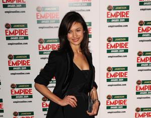 Empire Film Awards 2009 - London...Olga Kurylenko in the press at the 2009 Empire Film Awards at the Grosvenor House Hotel in central London. PRESS ASSOCIATION Photo. Picture date: Sunday March 29, 2009. Photo credit should read: Zak Hussein/PA Wire...E