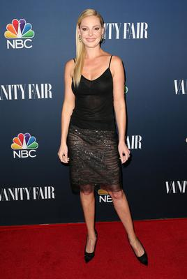 Actress Katherine Heigl attends NBC & Vanity Fair's 2014-2015 TV Season Event at HYDE Sunset: Kitchen + Cocktails on September 16, 2014 in West Hollywood, California.  (Photo by Frederick M. Brown/Getty Images)