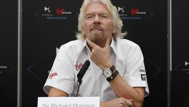Richard Branson: 'If we go back to being Great Britain again, we will have our hands tied behind our back and I think Europeans will rightly punish us and we'll be back to where we were 50 years ago'
