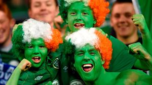 Tickets won't go on sale until after the draw for the group stages takes place on December 12, at which point the times, dates, venues and opponents for Ireland's games will be revealed