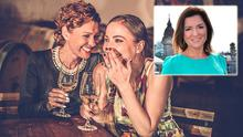 Colette Fitzpatrick will be celebrating Nollaig na mBan with her friends tonight