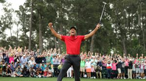 Tiger Woods won his fifth Masters in 2019.