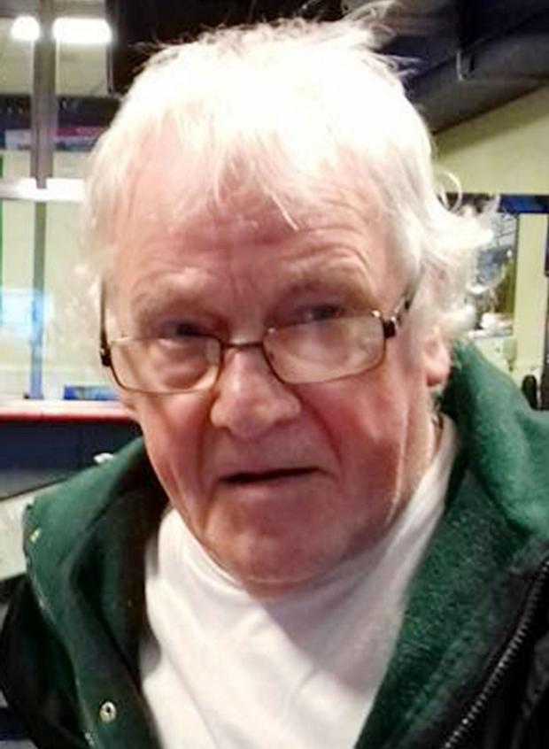 Anthony 'Tony' Tims (74) was killed after returning home from the pub on his 74th birthday