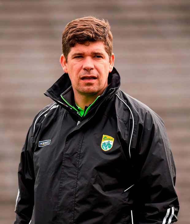 Kerry manager Eamonn Fitzmaurice Photo: Sportsfile