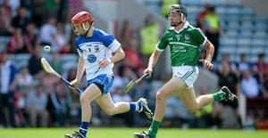 Waterford side Cappoquin had a tough time fighting back in the second period after the sending off of Andy Molumby