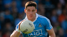 Diarmuid Connolly can expect the Tyrone players to get up close and personal when he makes his expected Dublin return at Croke Park on Sunday. Photo: Sportsfile