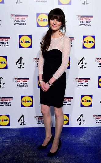 Aisling Bea attending the British Comedy Awards at the Fountain Studios in Wembley, London