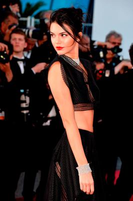 """Kendall Jenner attends the """"Youth""""  Premiere during the 68th annual Cannes Film Festival on May 20, 2015 in Cannes, France.  (Photo by Pascal Le Segretain/Getty Images)"""