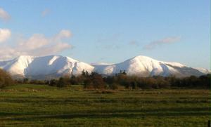 """A winter's view of the Galtee Mountains."" Photo by reader Caroline Horgan."