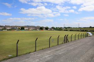 GAA grounds in the county, such as Kent Park, will soon see a welcome return of football and hurling action. Pic: Carl Brennan