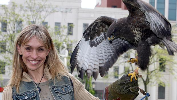 Michaela Strachan said Winterwatch is 'not Disney' as she warned viewers to expect an unfiltered look at Britain's wildlife (Paul Faith/PA)