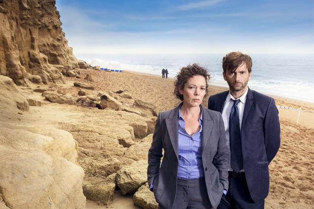 Shows like Broadchurch are on the service (Steve Redmond/ITV)