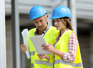 In Ireland when a purchaser wishes to buy a house, they normally engage construction consultants, such as a registered architect, engineer or building surveyor to prepare a report on the condition of the property (stock photo)