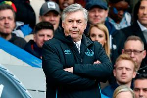 Carlo Ancelotti: 'A week ago we were at the same level as Manchester United. You cannot judge a team on one week'. Photo: Getty Images
