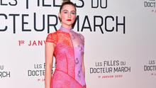 """Saoirse Ronan attends the """"Little Women"""" Premiere on December 12, 2019 in Paris, France. (Photo by Pascal Le Segretain/Getty Images)"""