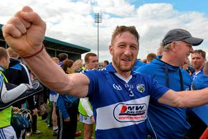 Cahir Healy: 'I am concerned about the unfair situation of my friends who just play club' Photo: SPORTSFILE