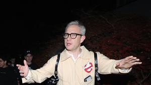 Martin Freeman arrives at a Halloween party hosted by Jonathan Ross at his house in north London (Yui Mok/PA)