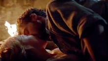 Lady Chatterley's Lover - Richard Madden as Mellors and Holliday Grainger as Constance Chatterley  Photo: Josh Barratt