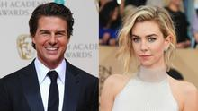 "Tom Cruise has reportedly ""fallen"" for Vanessa Kirby. Images: Getty"