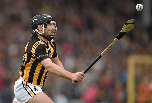 Kilkenny's Richie Hogan is a leading contender for the 2014 Hurler of the Year