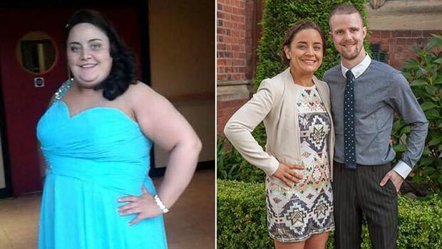 Laura Jervis (31) shed more than 8 stone (50kg)