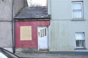 Is this the narrowest home in the country? Photo: Sherry Fitzgerald