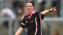 Farrelly hasn't refereed a game since March 8 and during that time she missed out on officiating at the men's U-20 All-Ireland semi-finals, which were scheduled for Croke Park on St Patrick's Day.