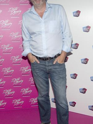 Colm Hayes  pictured at the opening of the musical  Dirty Dancing