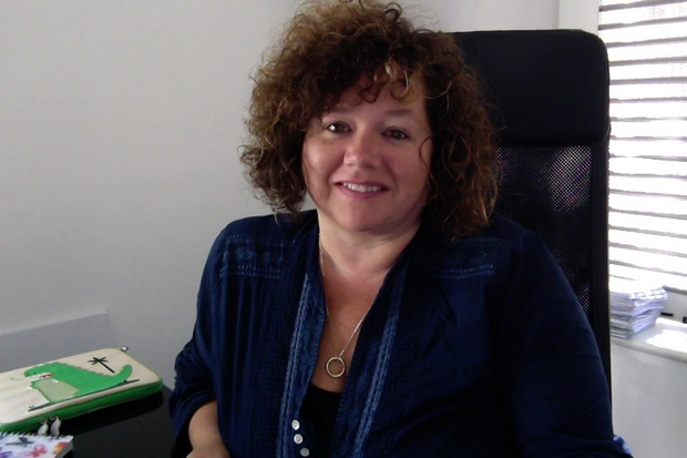 Linda Cullen, co-owner of Coco Productions