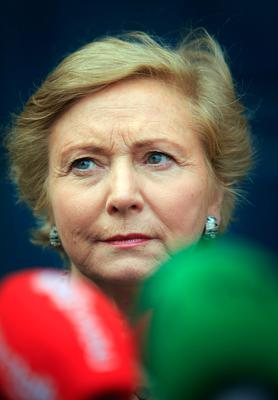 Minister for Justice and Equality, Frances Fitzgerald TD