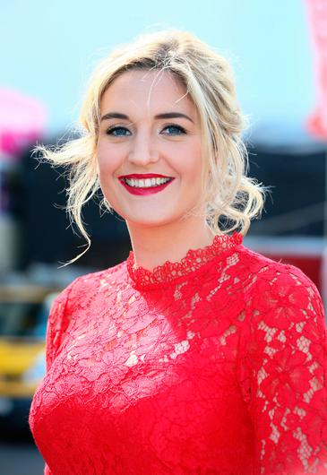 Darina Kerr at the opening evening of the Galway Races. Picture: Frank McGrath