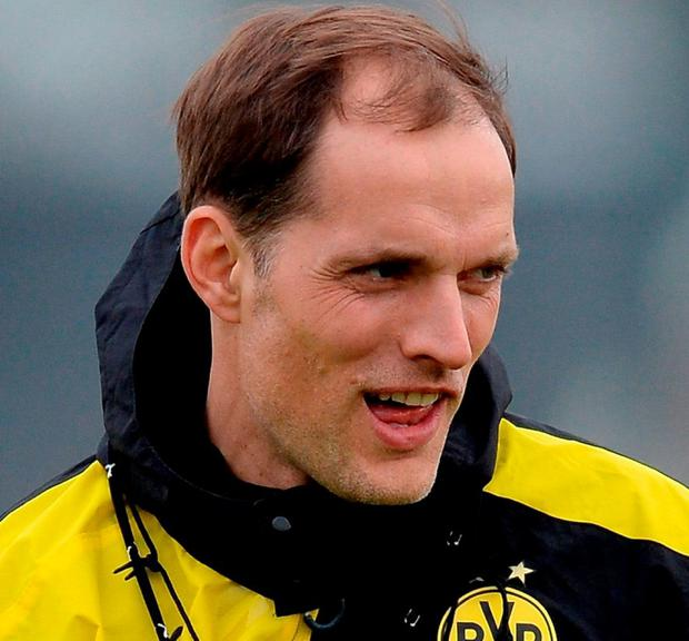 Borussia Dortmund head coach Thomas Tuchel. Photo: Sascha Steinbach/Bongarts/Getty Images