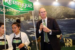Minister for Agriculture, Food and the Marine Simon Coveney