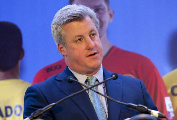 Paddy Power Chief Executive Patrick Kennedy
