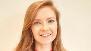 Neasa Murphy (25) from Cork is a masters student at Cork Institute of Technology