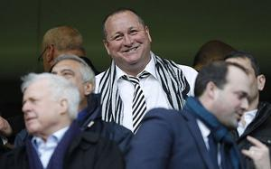Making a move: Mike Ashley's Sports Direct has loaned Rangers £10m