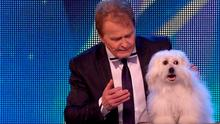 Marc Metral and Wendy on Britain's Got Talent