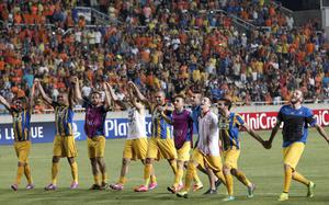 """28) APOEL 15  Star quality: 2 History: 4 Romance: 9  Perhaps the unlikeliest quarter-finalists in history two years ago, there's still an admirable underdog spirit to APOEL, despite the recent signing of John Arne Riise. They're not all that good to watch – """"hard-working"""" just about covers it – but who cares?"""