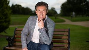 Gesture: Daniel O'Donnell will perform his first live-streamed show on November 1, with ticket proceeds going to his musicians and crew. Photo: Mark Condren