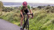Rhiannon Dolan tackling Jenkinstown Hill at the Louth Hill Climb Championships. Picture: Fran Hollywood