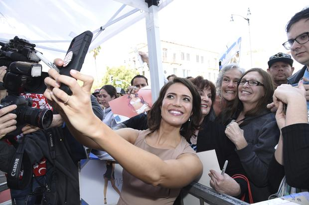 Mandy Moore is best known for starring in acclaimed drama This Is Us (Richard Shotwell/Invision/AP)