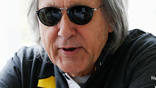 Two-time Wimbledon finalist Ilie Nastase. Photo: Getty Images