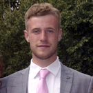 Victim: Cameron Blair was a talented rugby player and athlete