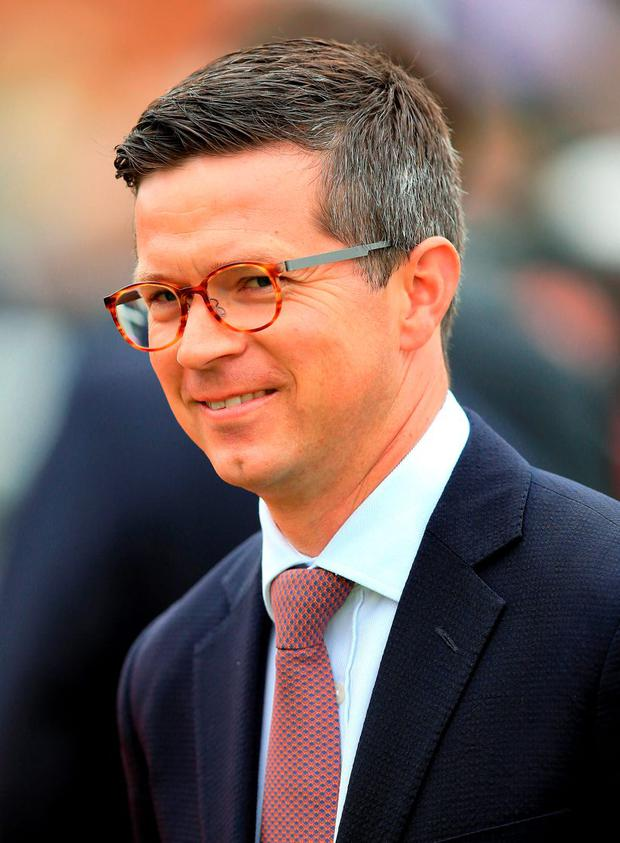 Trainer Roger Varian. Photo: Mike Egerton/PA Wire