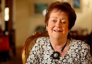 Former minister, Mary O'Rourke